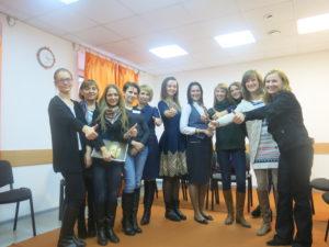 Тренинг для администраторов салонов Санкт-Петербурга