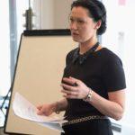 Бизнес-тренер Саблина Татьяна