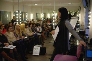 4-я встреча директоров салонов у Венус Тренинг. Санкт-Петербург