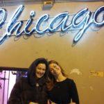 Яна - владелец сети Чикаго и Татьяна Саблина